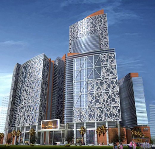Residential complex kiev engineering eastern europe for Architecture companies qatar